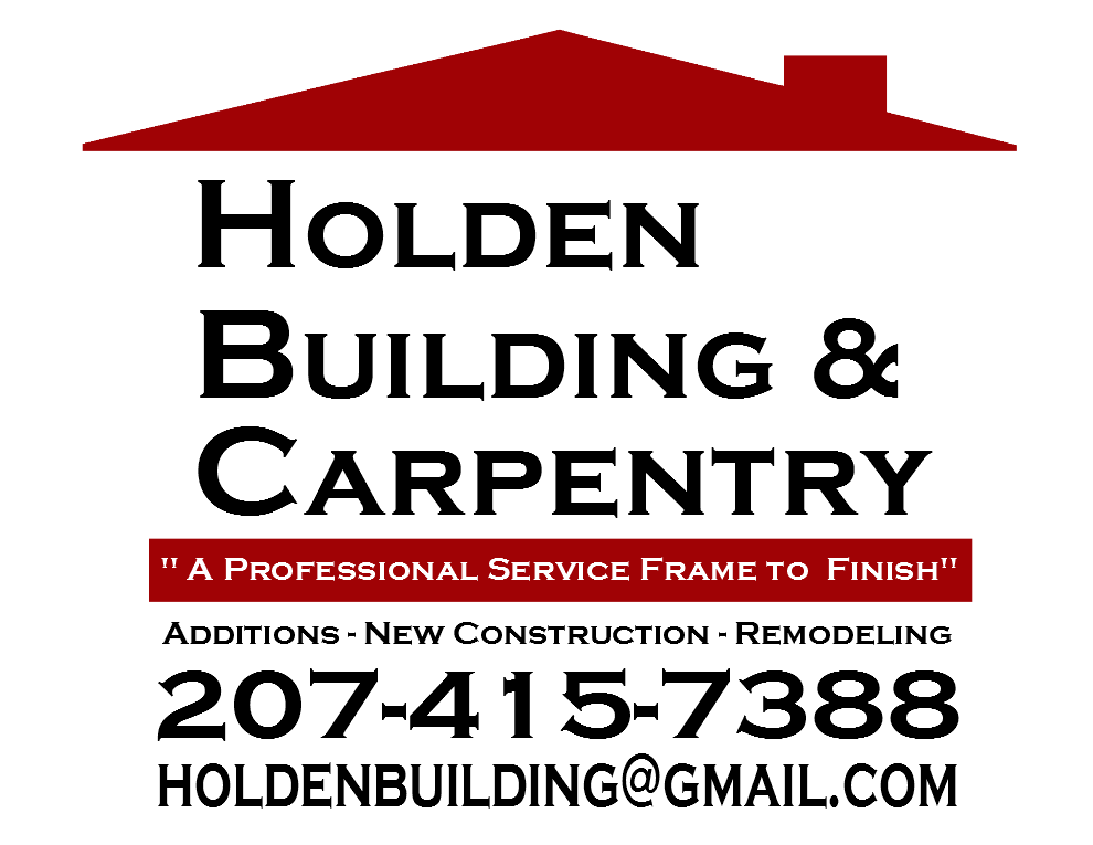 Holden Building & Carpentry