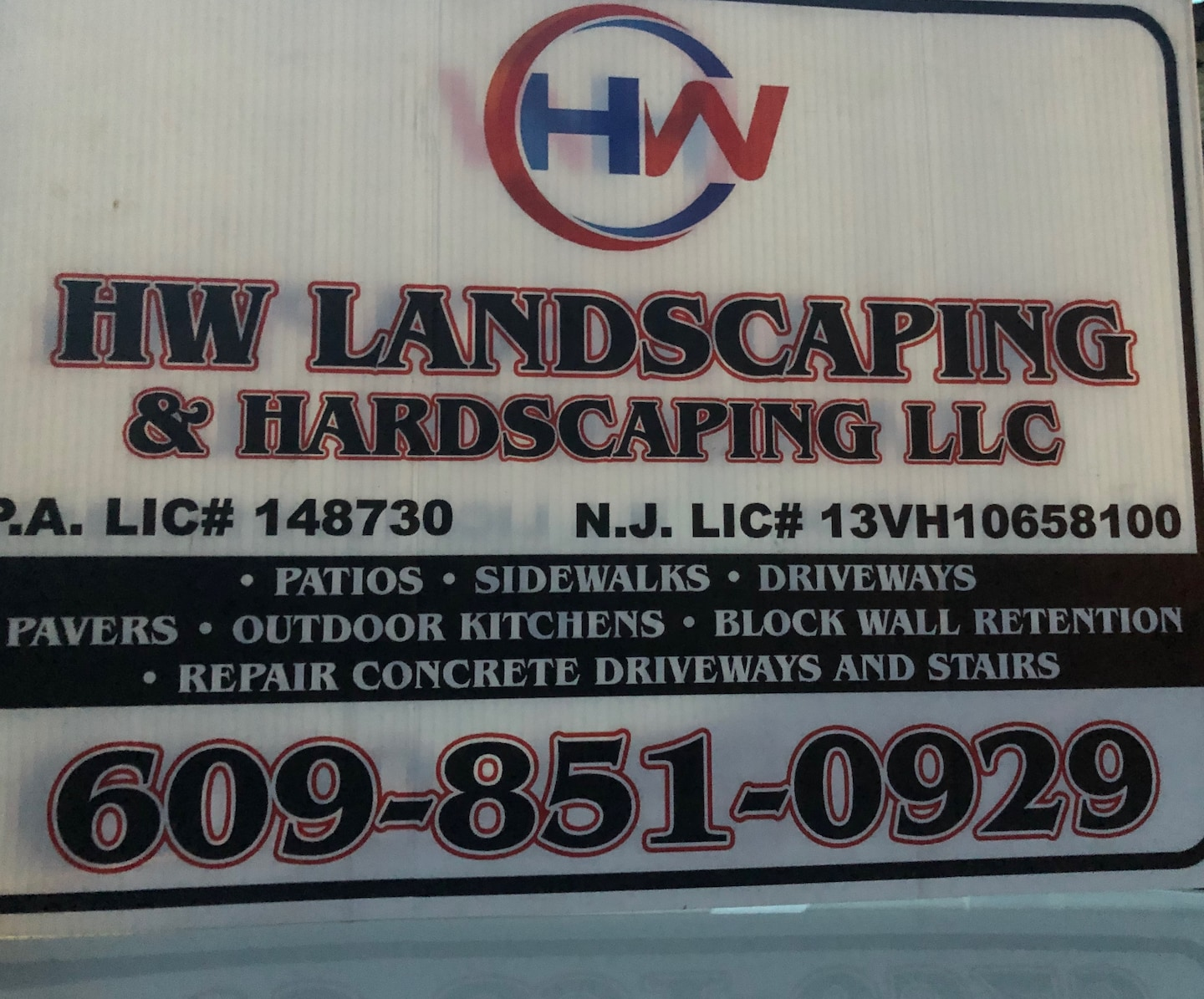 HW Landscaping and Hardscaping