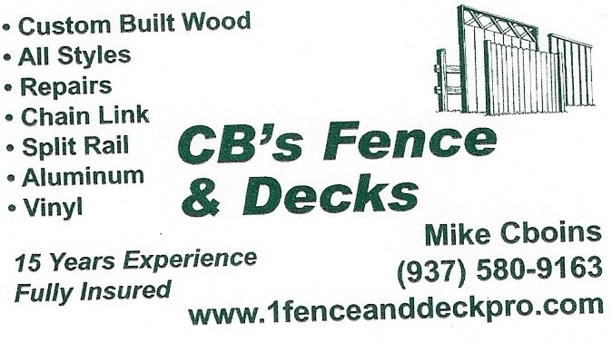 CB'S Fence & Decks