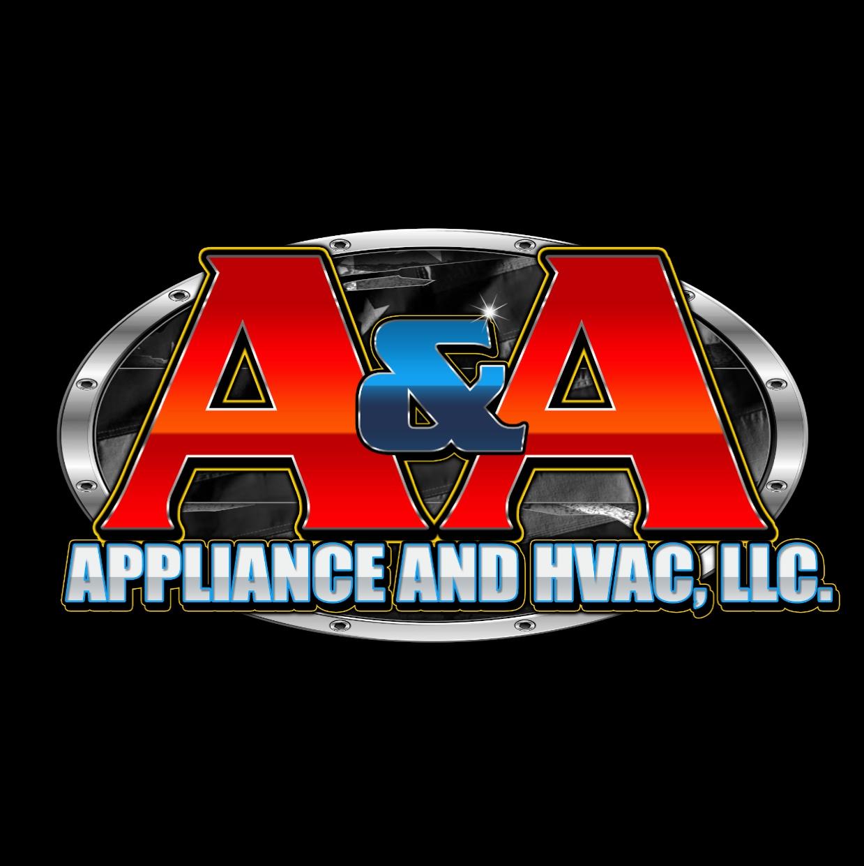 A & A Appliance and HVAC, LLC. logo