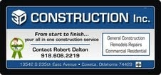 3-D Construction Inc