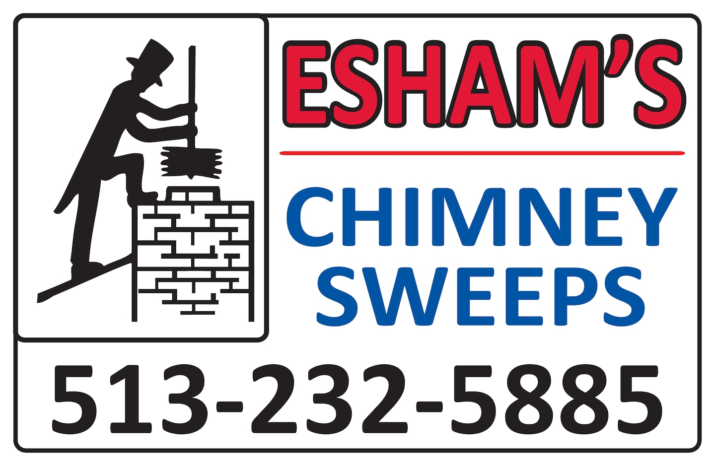 ESHAM`S Chimney Sweeps