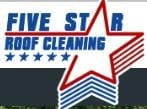 Five Star Roof Cleaning logo