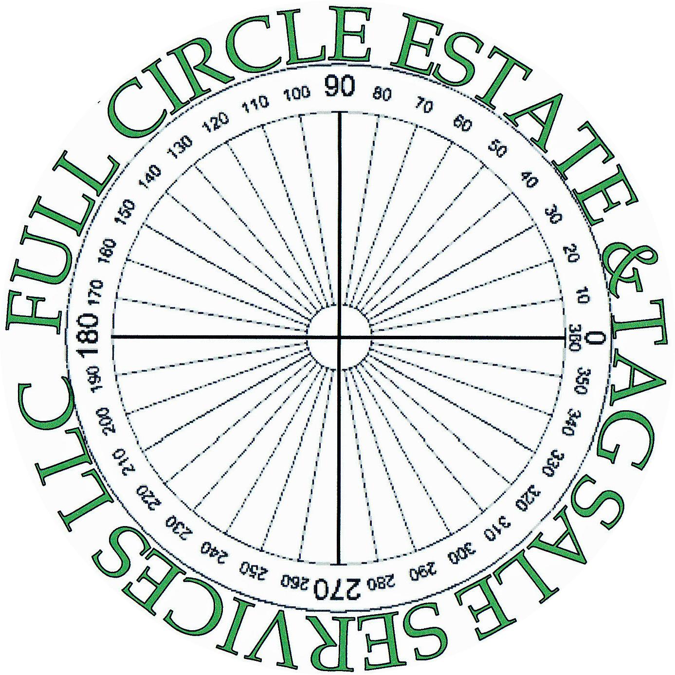 Full Circle Estate & Tag Sale Services LLC