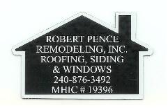 Robert Pence Remodeling LLC