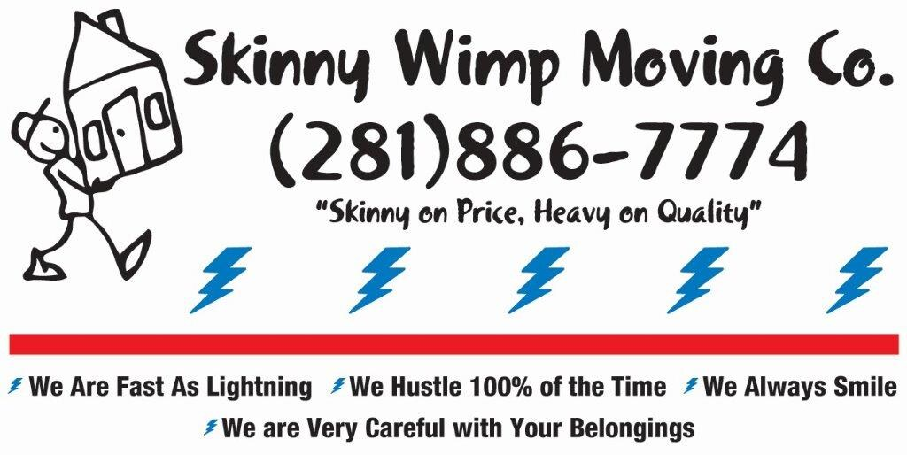 Skinny Wimp Moving Company