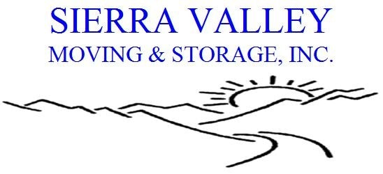 SIERRA VALLEY MOVING & STORAGE INC