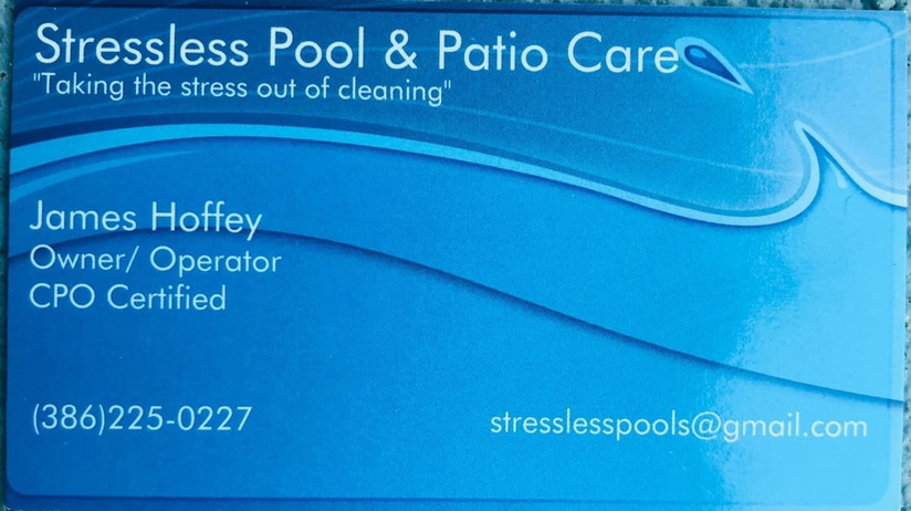 Stress Less Pressure Washing and Pools
