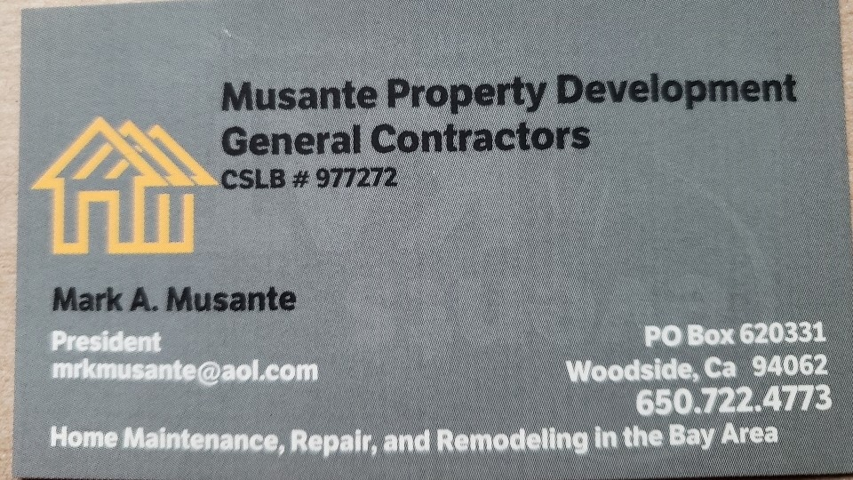 Musante Property Development, Inc.