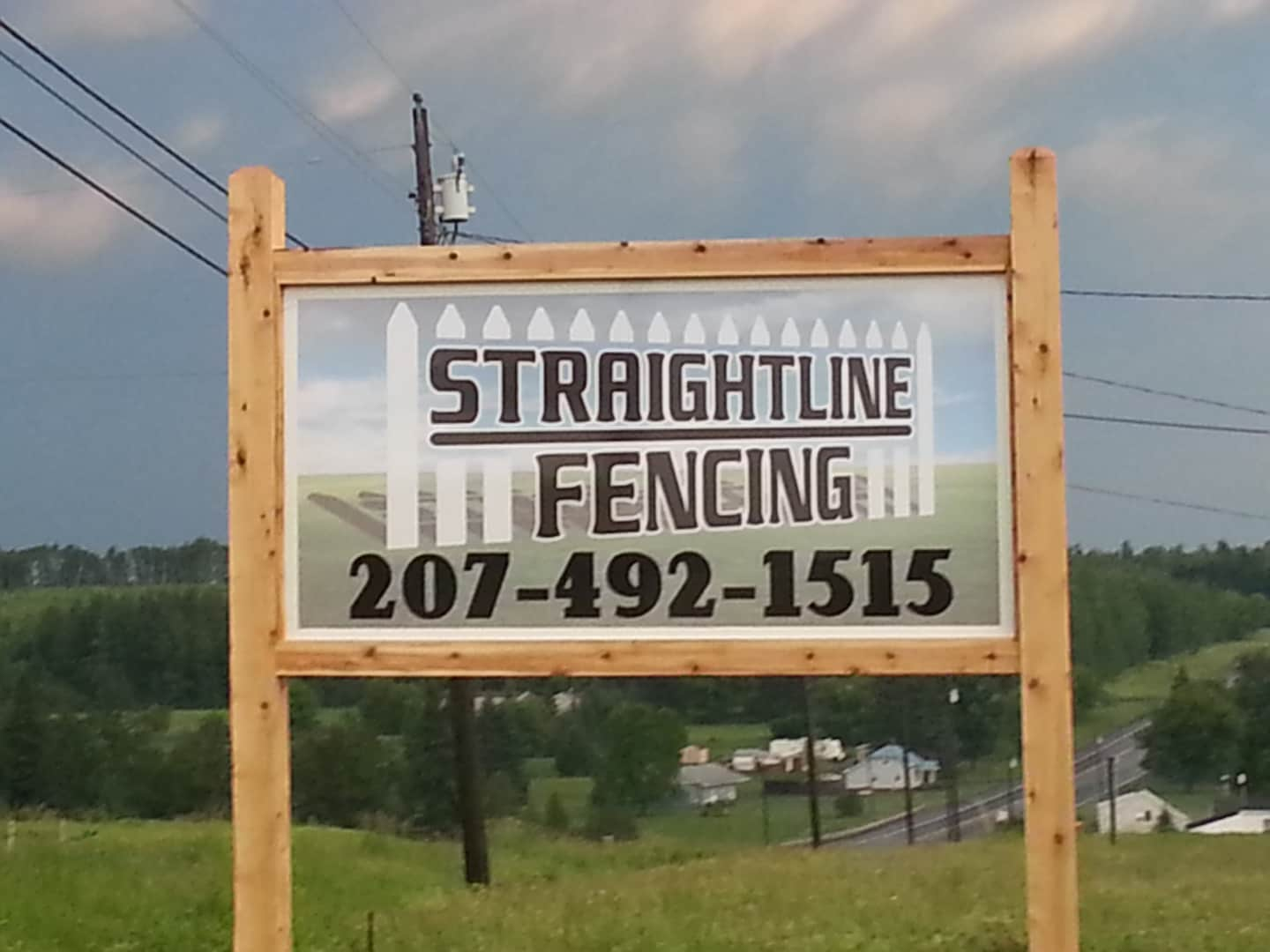 Straightline Fencing
