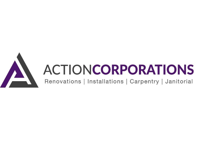 Action Building & Installations  logo