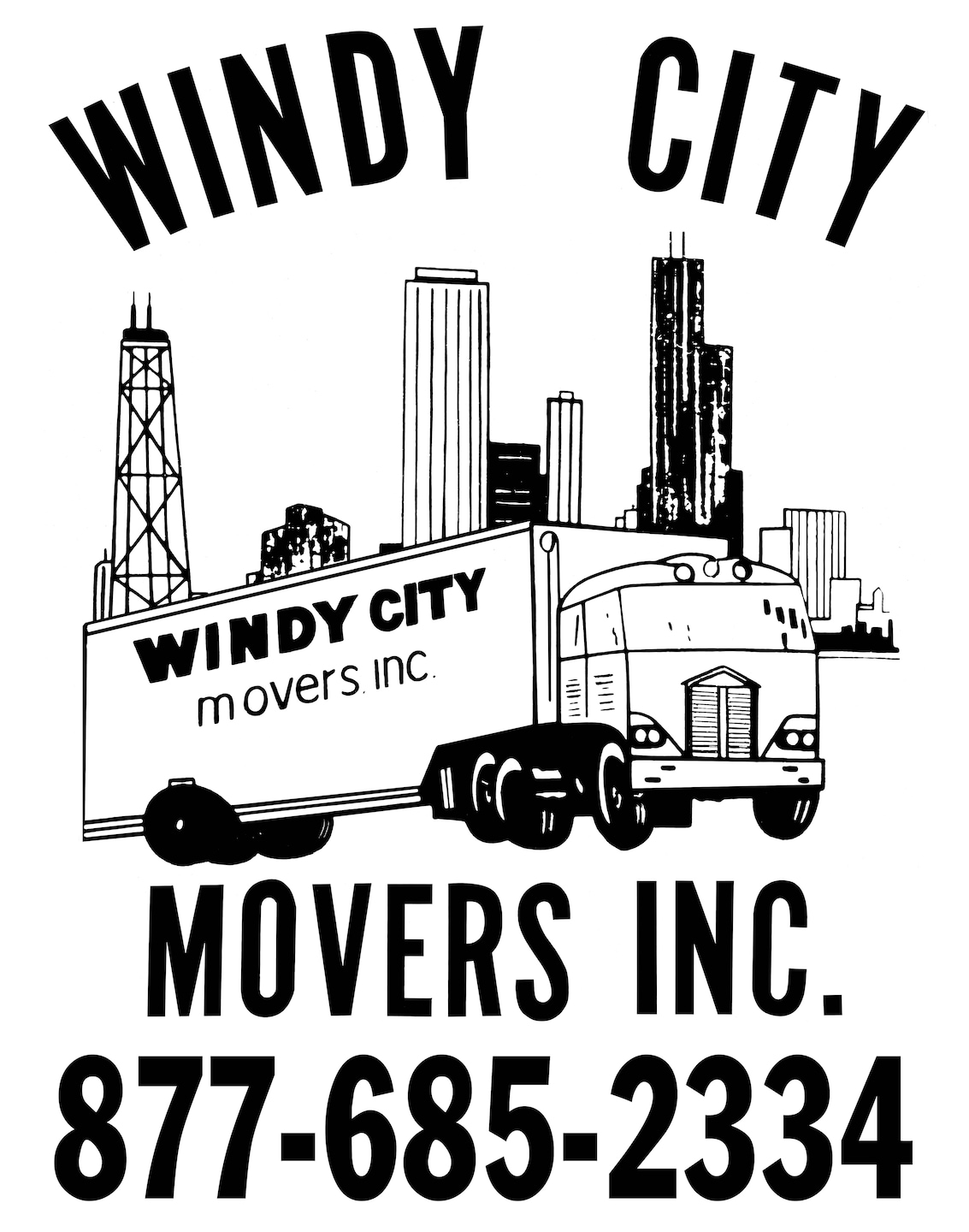 Windy City Movers Inc logo