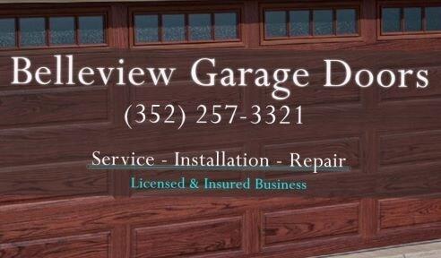 Belleview Garage Door