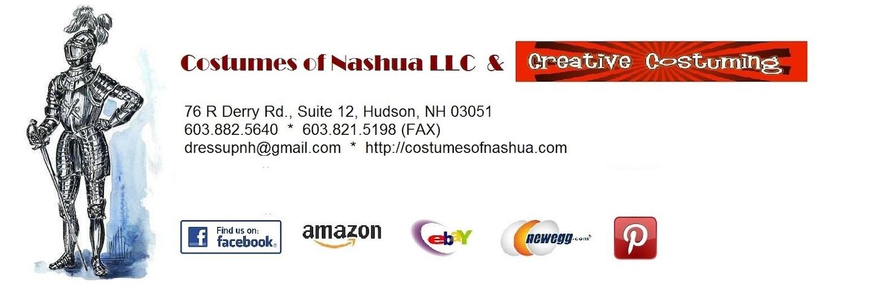 Costumes of Nashua LLC & Creative Costuming