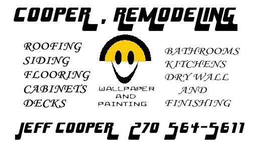 Cooper Remodeling