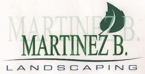 Martinez B Landscaping