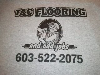 T&C Flooring and Odd Jobs