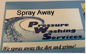 Spray Away Pressure Washing