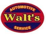 WALTS AUTOMOTIVE SERVICE