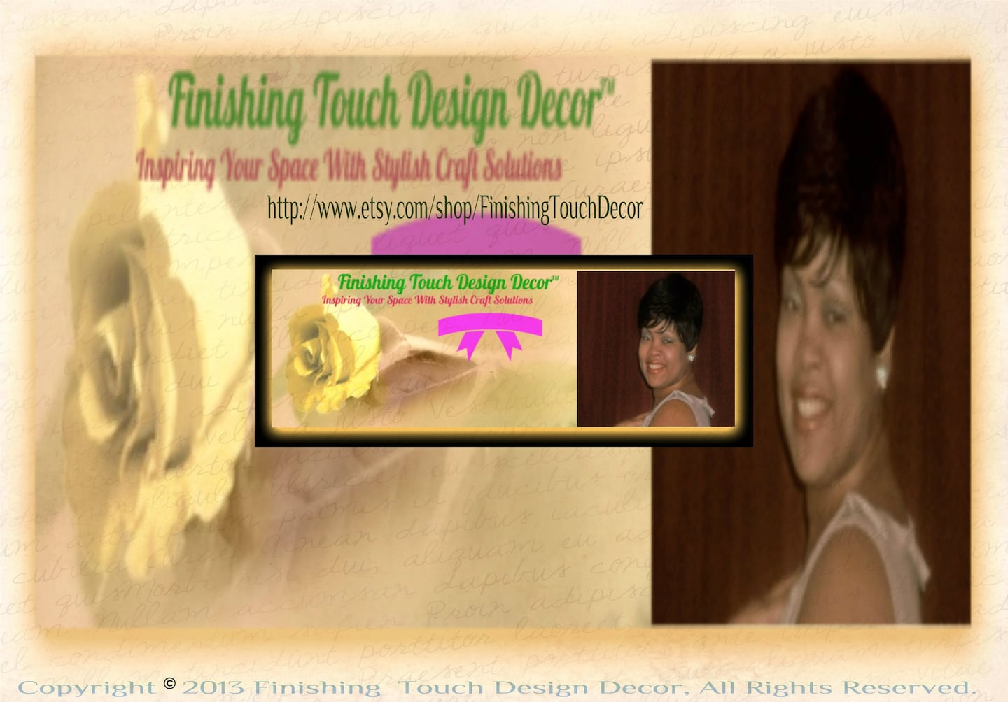 Finishing Touch Design Decor
