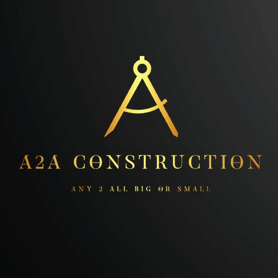 A2A Construction logo
