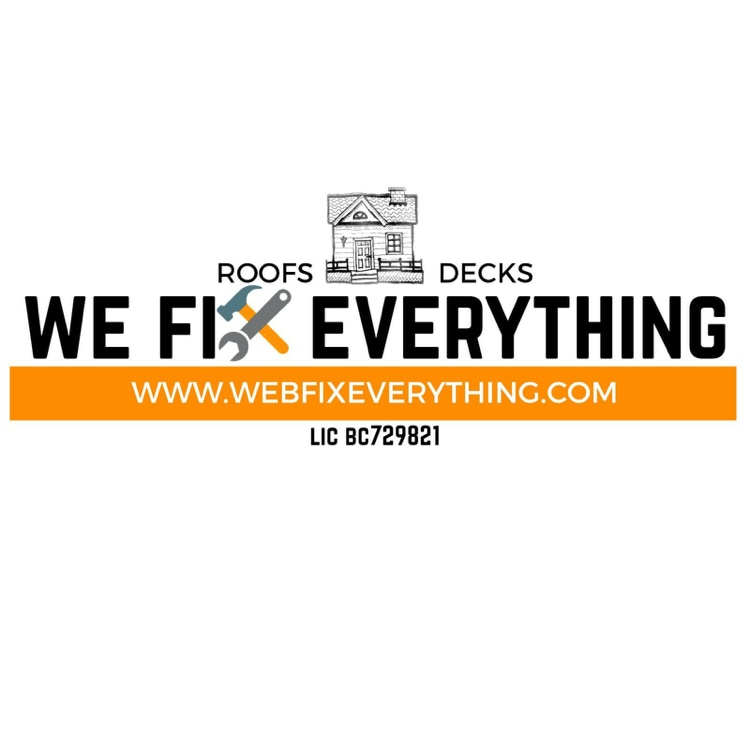 We Fix Everything  logo