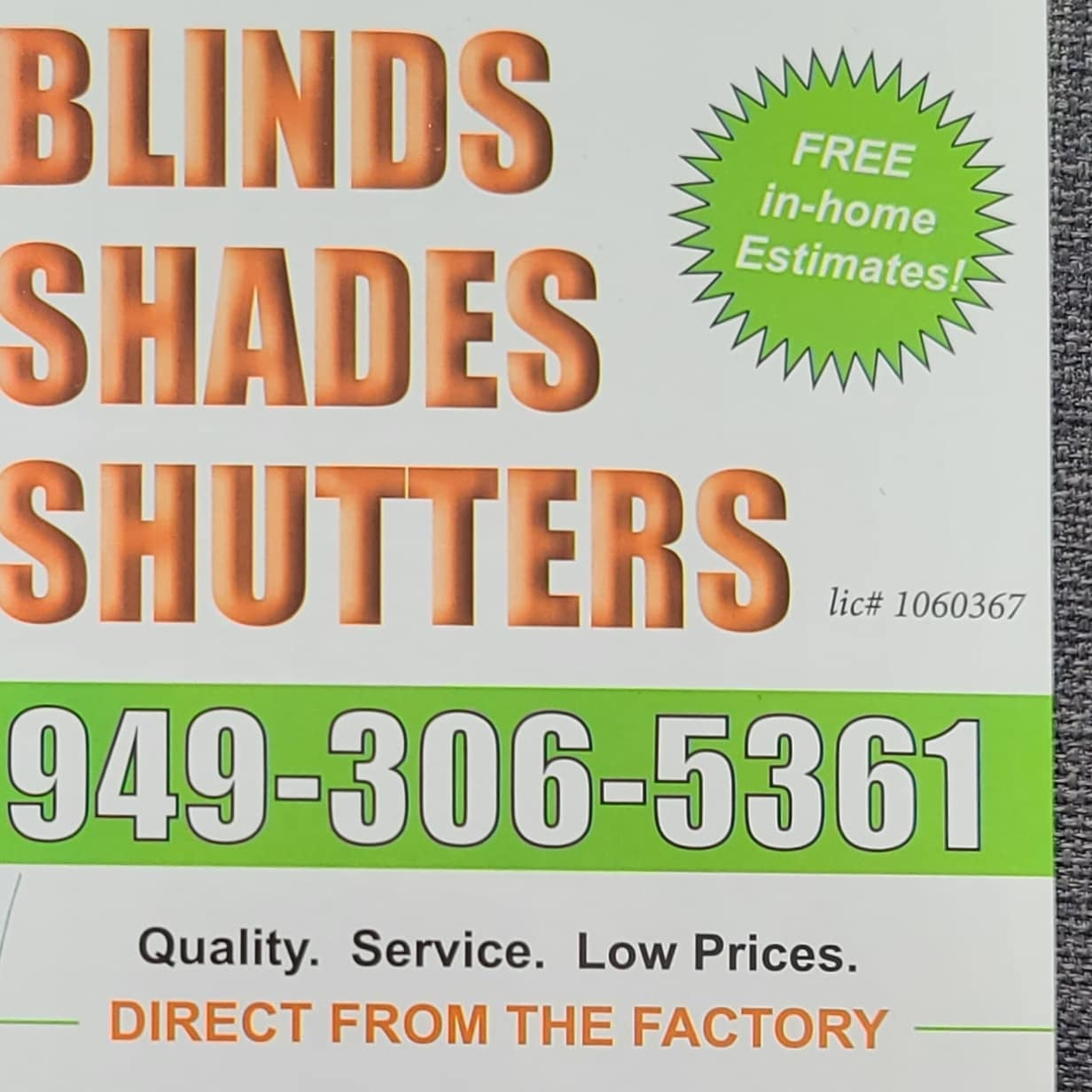 Advance Blinds and More