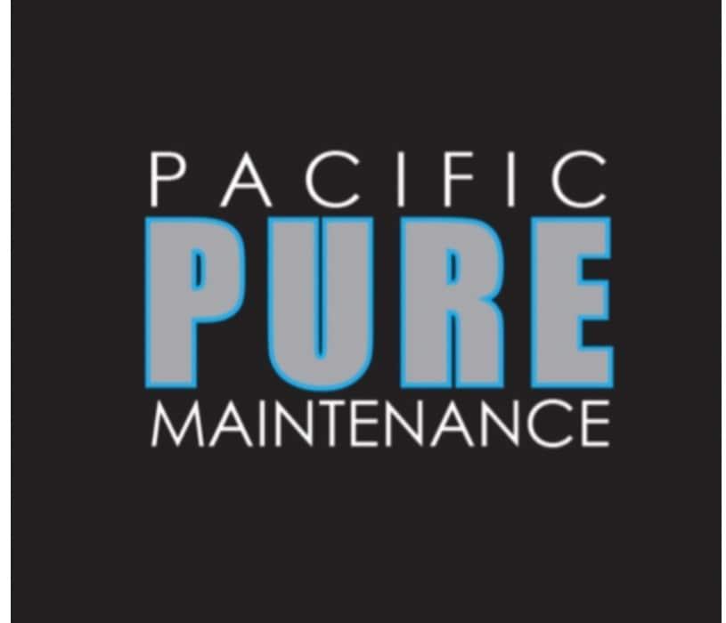 Pacific PURE Maintenance