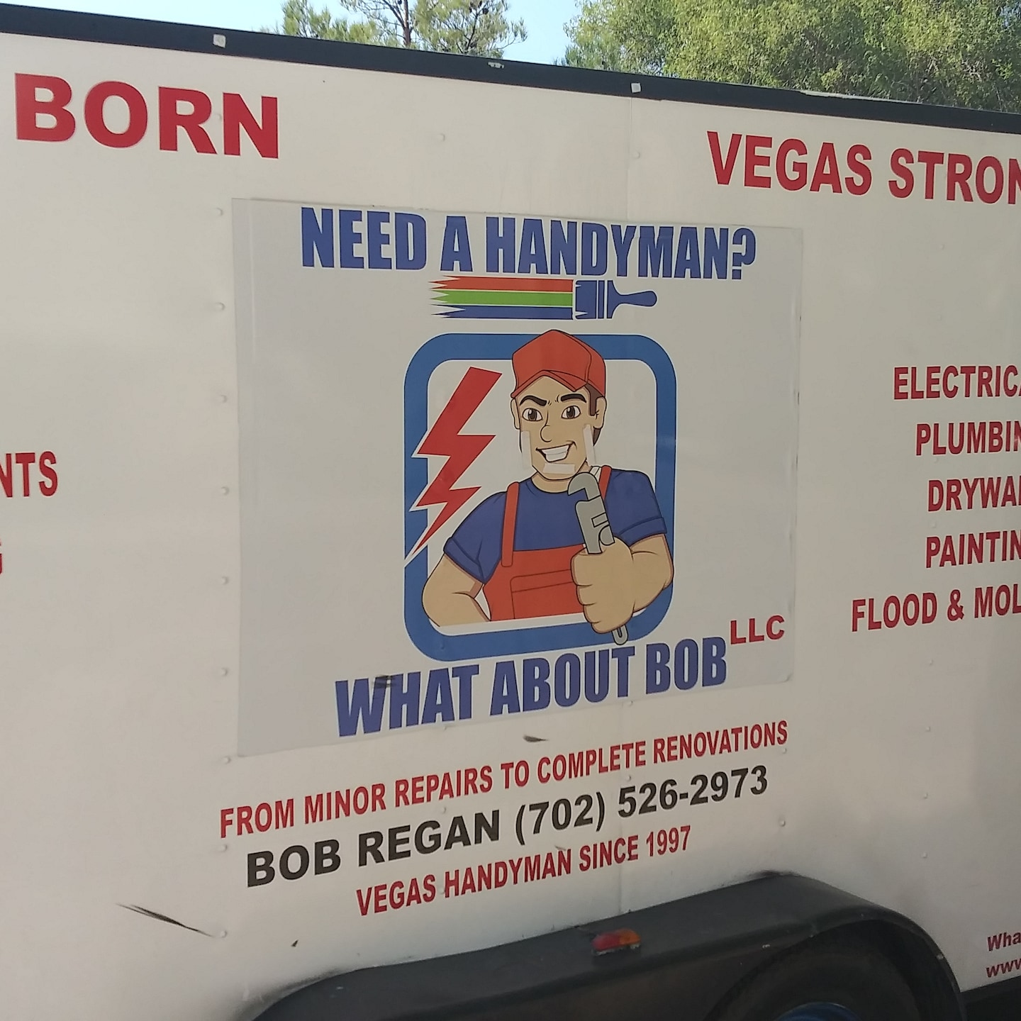 Need a Handyman? What About Bob