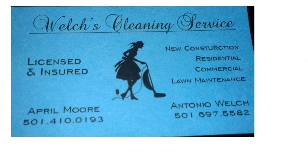Welch's Cleaning Service