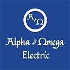 Alpha & Omega Electric LLC logo