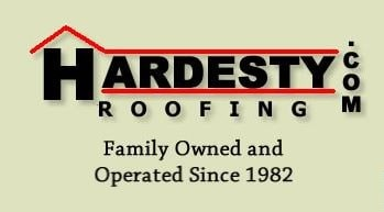 Hardesty Roofing logo