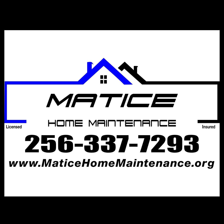 Matice Home Maintenance