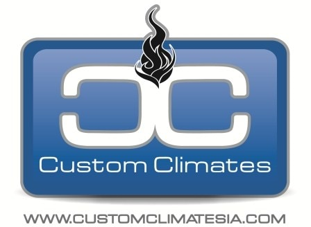 Custom Climates logo