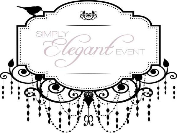 Simply Elegant Event