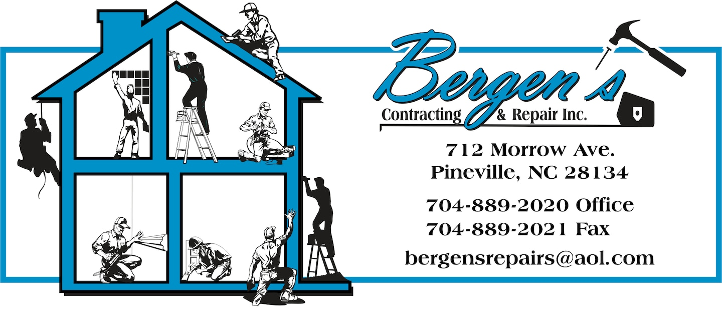 Bergen's Contracting & Repair Inc