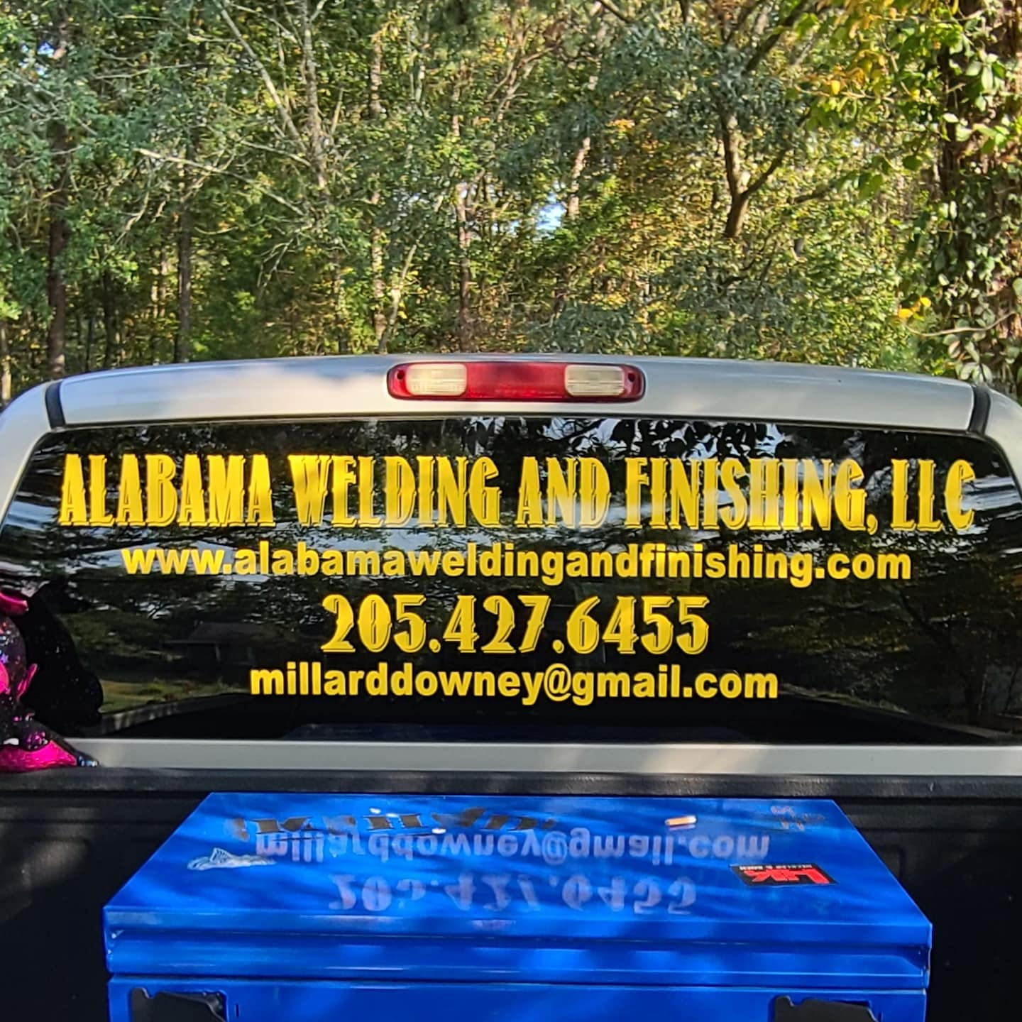 Alabama Welding and Finishing LLC