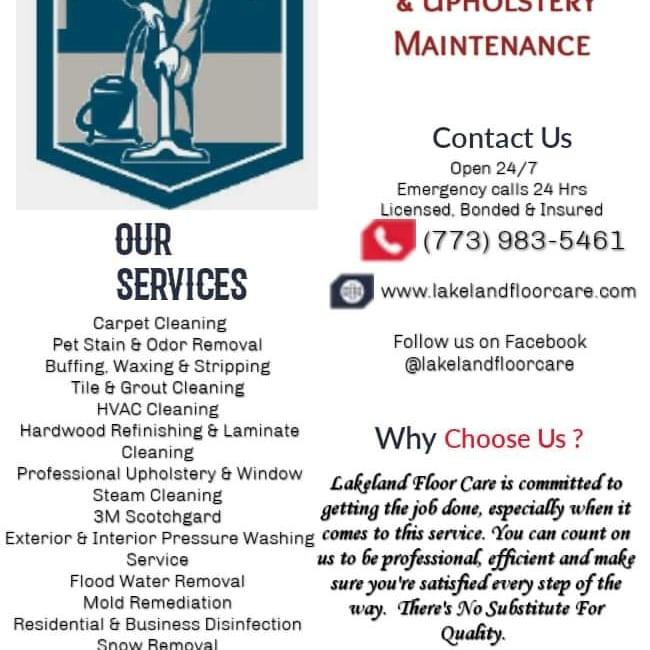 Lakeland Floor Care