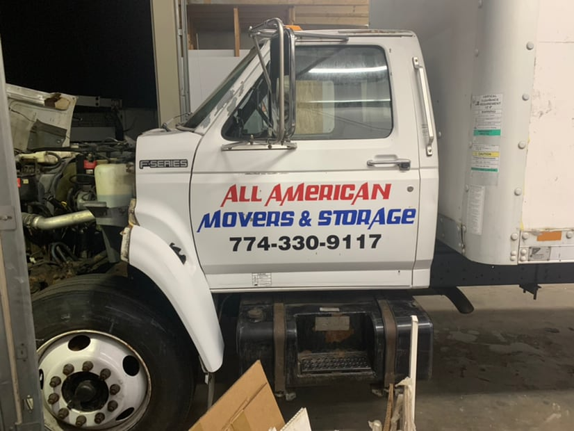 All American Movers and Storage