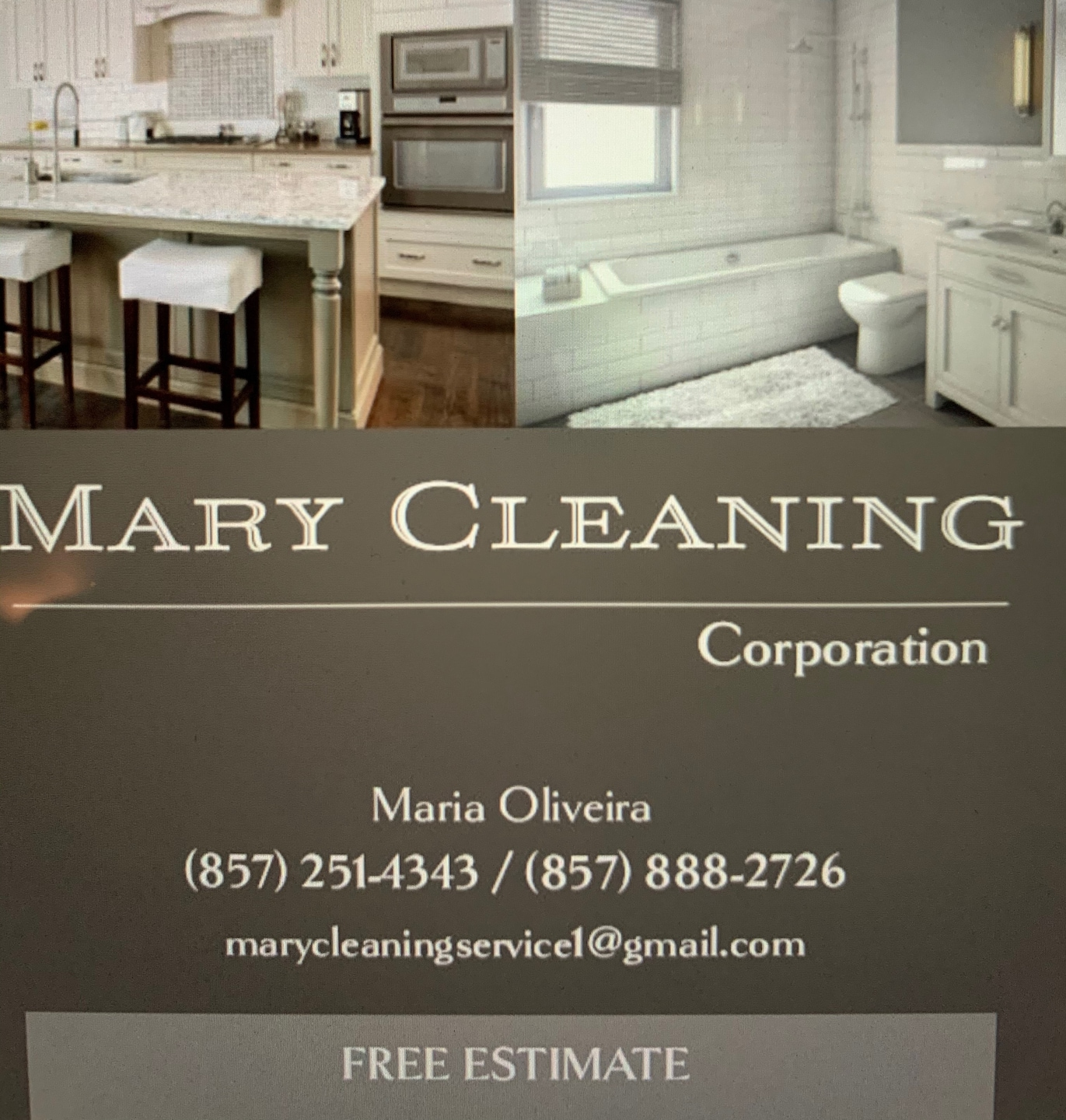 Mary Cleaning Corporation
