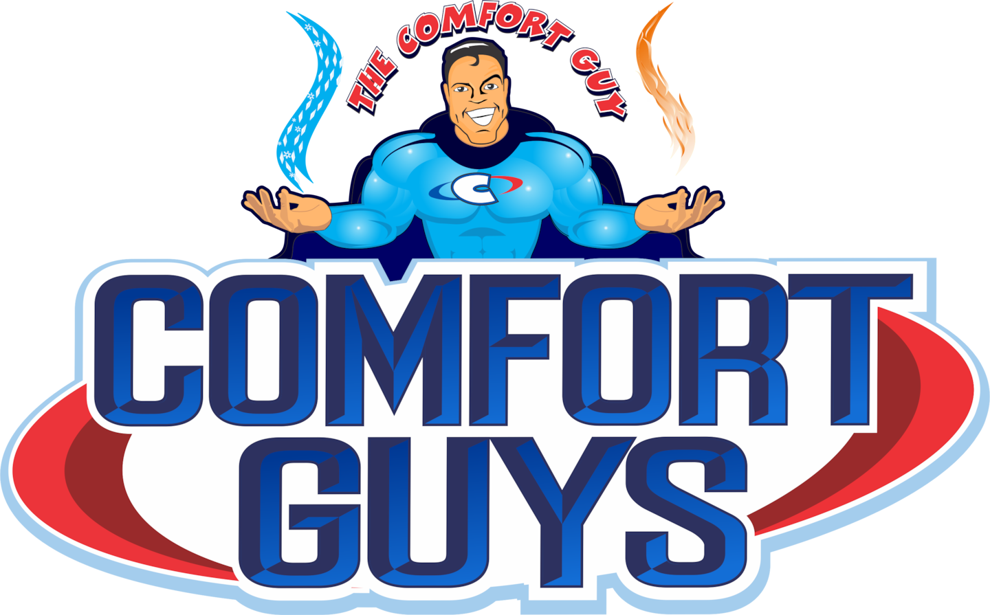 ComfortGuy / R & S Mechanical Heating & AC Services logo