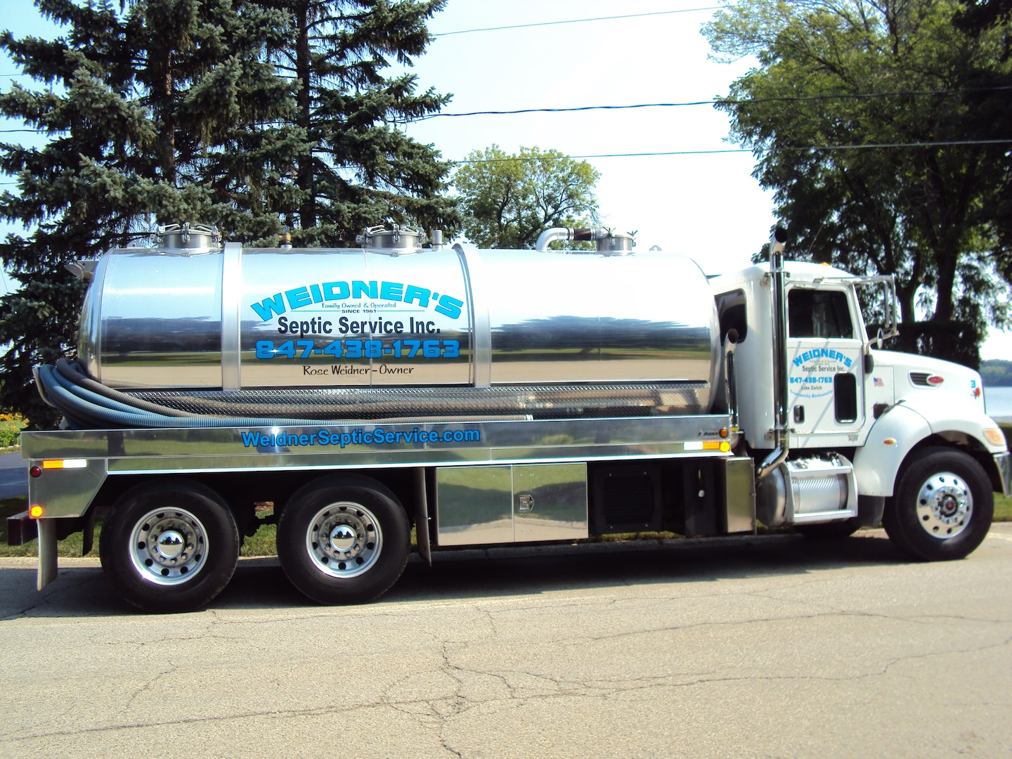 Weidner's Septic Service Inc