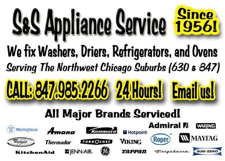 S & S Appliance Service