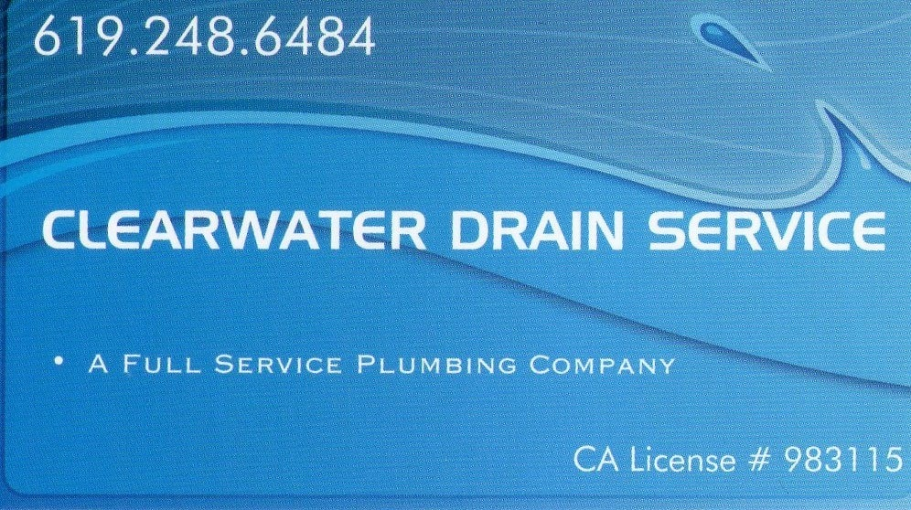 Clearwater Drain Service