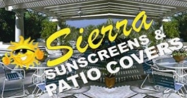 Sierra Sunscreens & Patio Covers