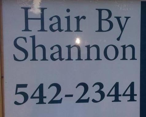 Hair By Shannon