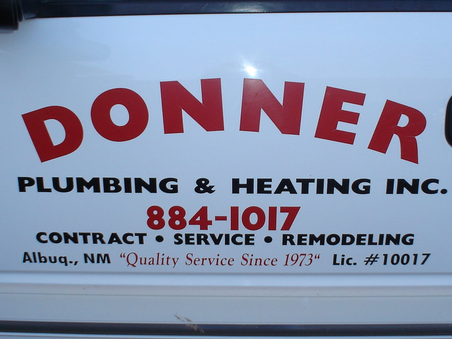 Donner Plumbing & Heating, Inc.