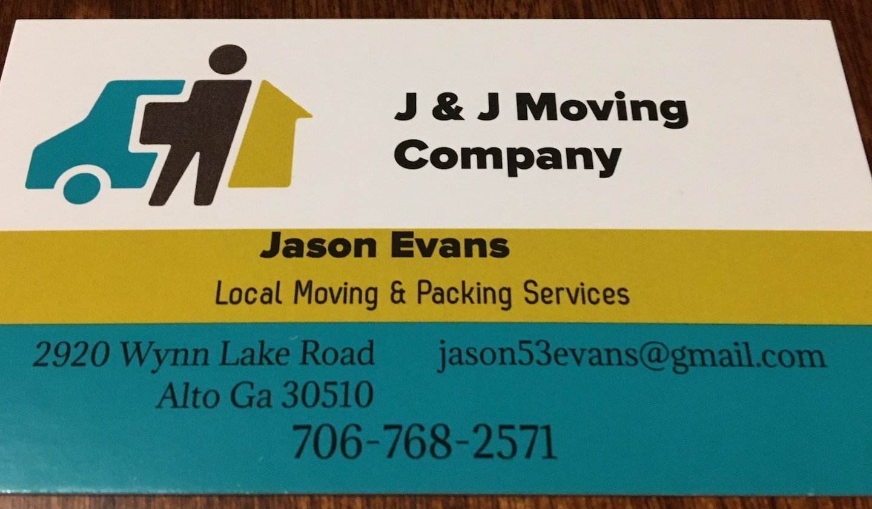J & J Moving Company