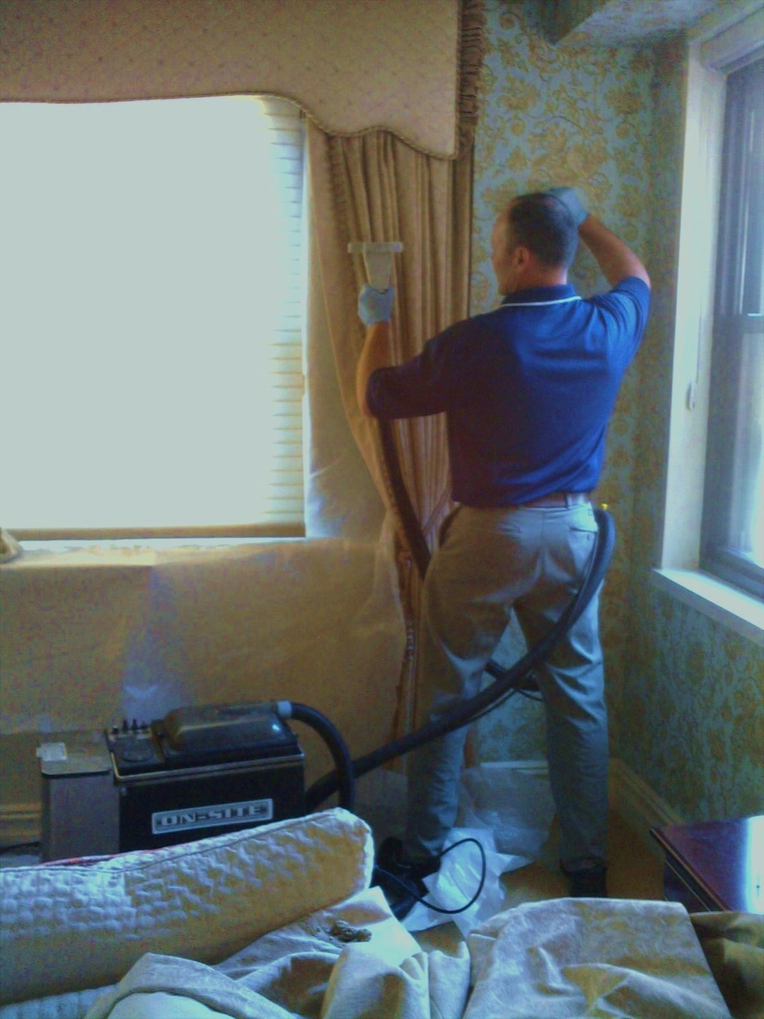 AAA On Site Drapery Upholstery & Carpet Cleaners