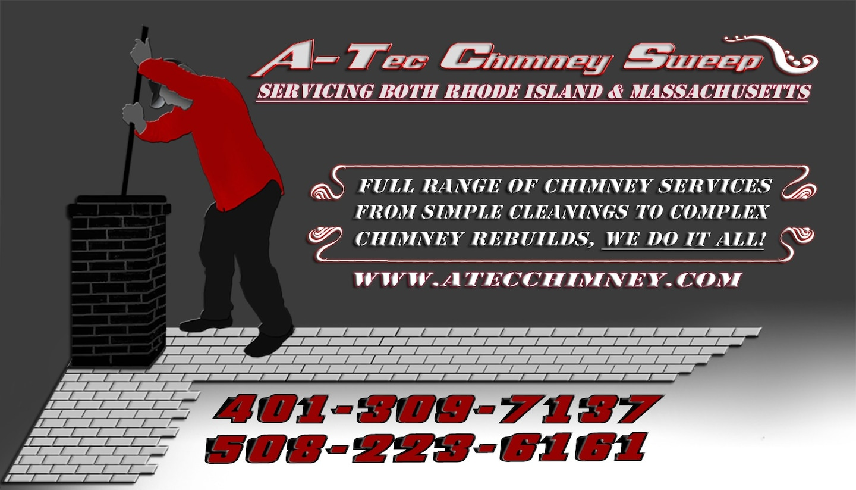 A-Tec Chimney Sweep logo